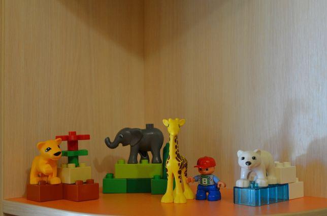 Конструктор LEGO DUPLO зоопарк