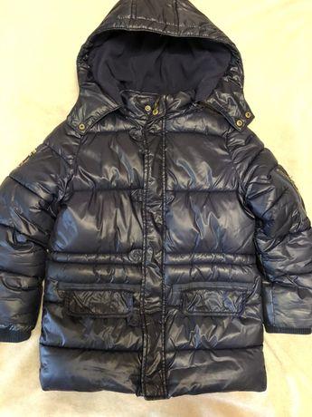 Зимняя куртка для мальчика итальянского бренда Chicco