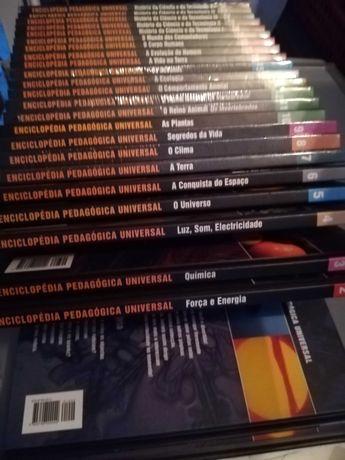 Enciclopédia pedagógica universal