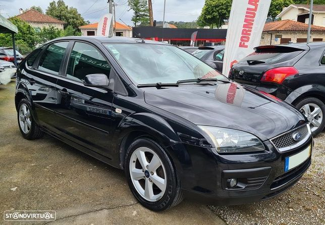 Ford Focus 1.6 TDCi Connection