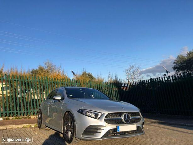 Mercedes-Benz A 200 AMG Line