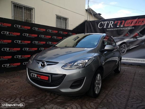 Mazda 2 1.3 MZR Comfort 115g