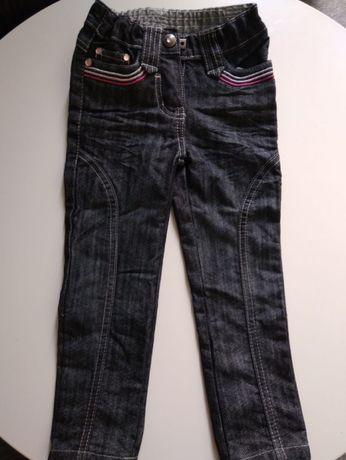 Spodnie dżinsowe dziewczęce,rozm.92