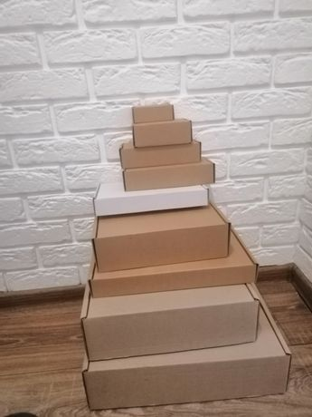 Картонные коробки,самосборная