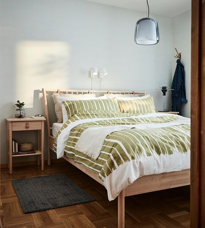 Nowa pościel Ikea Kransrams 200x200 cm.