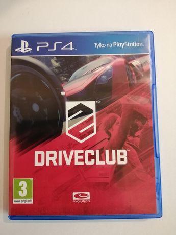 Driverclub ps 4 Pl
