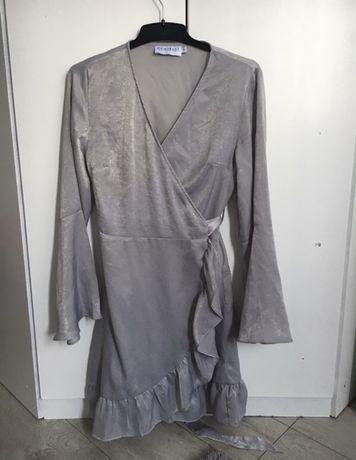 Sukienka szlafrokowa nakd raz ubrana 36