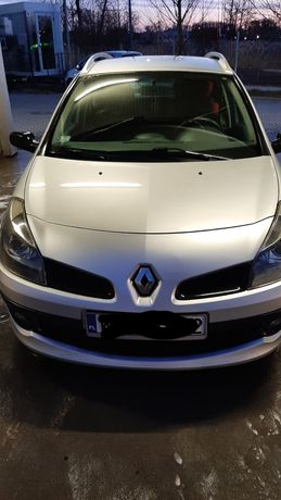Renault Clio III Grandtour 1.2 16V 75KM