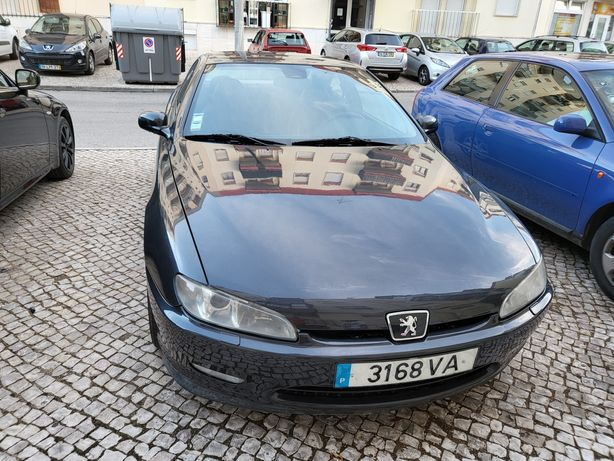 Peugeot 406 coupe 2.2hdi