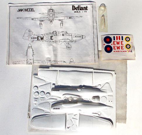 "Boulton-Paul ""Defiant"" Mk I vacuform 1/72"