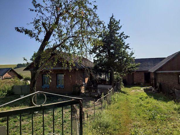 Продам будинок і ділянку землі, с. Антонівці, Хмельницька область