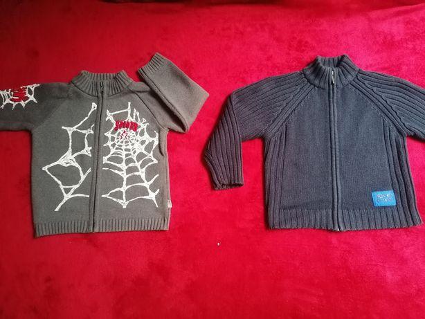 Sweter chłopięcy roz 110