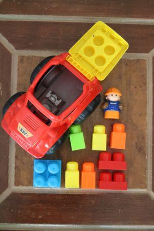 Auto TRUCK Blocks car