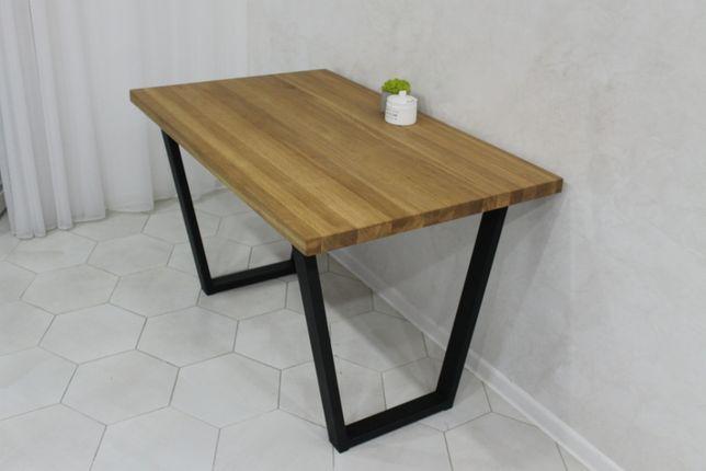 Безкоштовна доставка! Письмовий стіл стилю Loft з натурального дерева