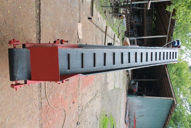 Ленточный конвейер транспортер погрузчик ( Стрічковий конвеєр)