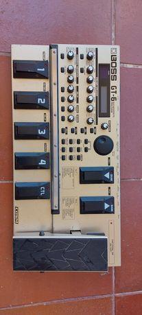 Pedaleira Boss GT-6