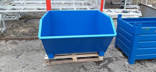 Pojemnik od producenta sprzętu do widlaków, koleba  PMUC 750 L, nowa