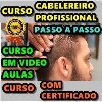 Curso de cabeleireiro com certificado