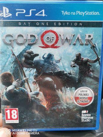 Ps4 God of War pl (możliwa zamiana)