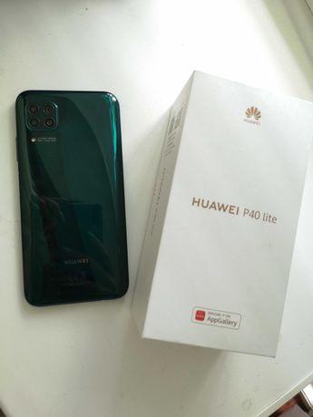 Телефон Huawei p40 lite