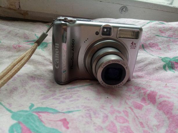 цифровой фотоаппарат CANON A 560