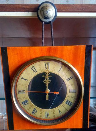 Часы настенные Янтарь СССР