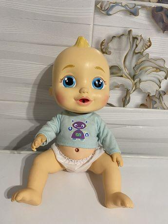 Пупс кукла baby wee doll imc toys