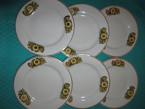 Тарелки пирожковые 1970-е