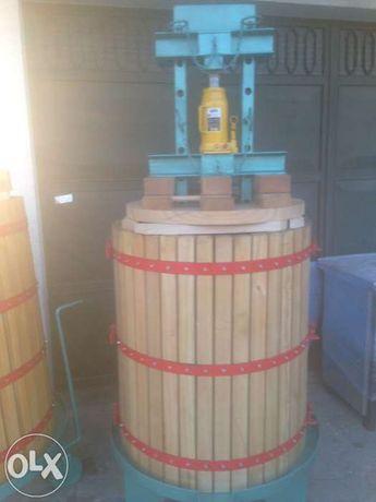 Prensas vinho