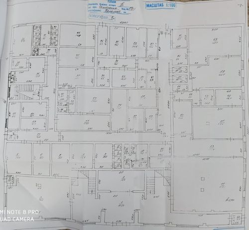 Продаж або оренда споруди заводської їдальні площею 3000м.кв