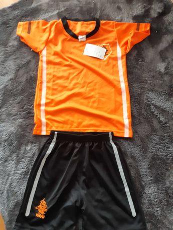 Strój piłkarski KNVB