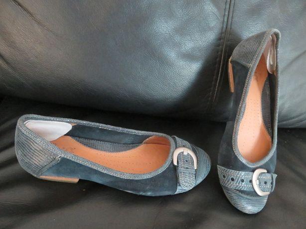 pantofelki Clarks buty dla dziewczynki rozm. 34