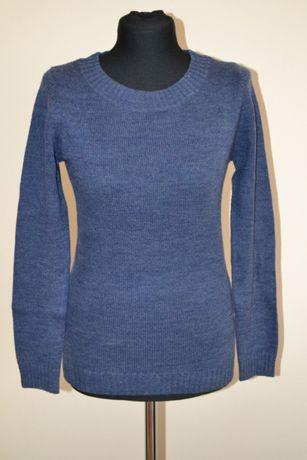 Terranowa granatowy sweterek - S