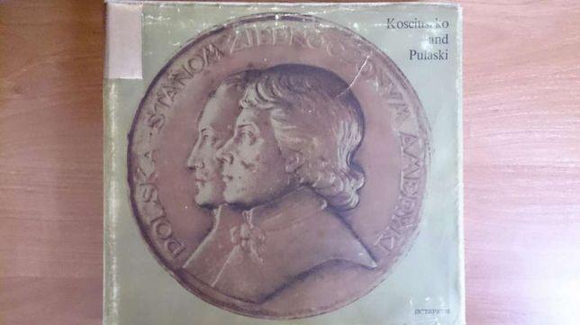 """""""Kosciuszko and Pulaski"""" 1976 - sprzedam."""