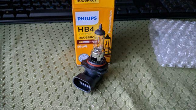 Галогенная лампа Philips HB4 12V 9006PRC1 новая