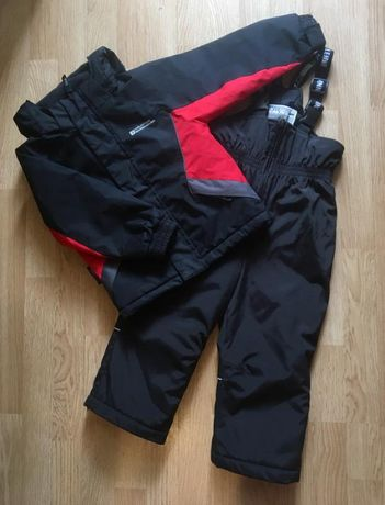 Зимний костюм, полукомбинезон Lenne и курточка Mountain Warehouse