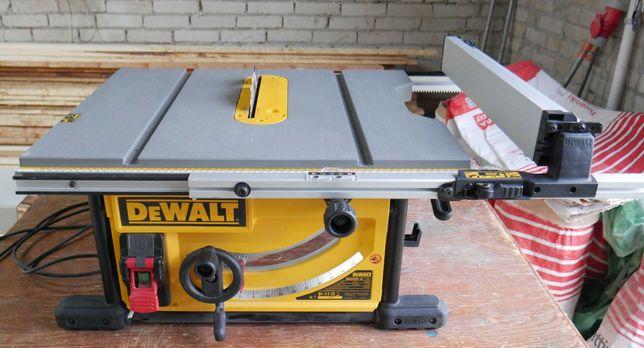 Piła Pilarka stołowa Dewalt DWE7492-QS 2000W