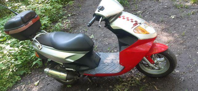 Мопед  скутер  обмен на авто