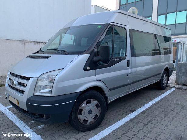 Ford Trigano Transit Campervan