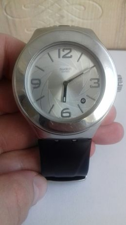 Швейцарський годиник часы  Swatch IRONY James Bond