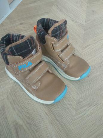Buty zimowe śniegowce rozmiar 25 FILA