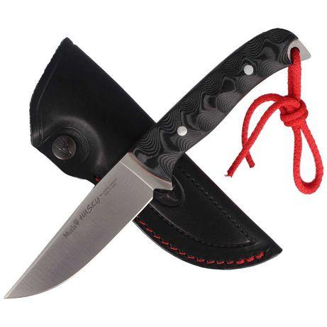 Nóż Muela Full Tang 3D Black Micarta 100mm (HUSKY-10M)