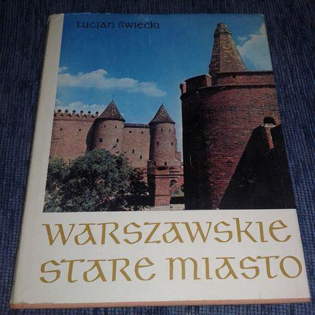 Warszawskie stare miasto Święcki