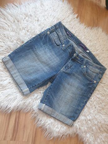 Spodenki jeansowe krótkie Vigoss rozmiar S/36 lub małe M