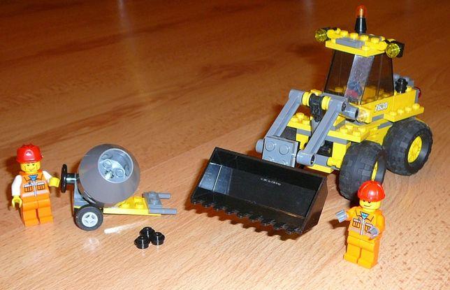 Zestaw klocków Lego City 7630 Ładowarka + Zestaw 5610 Budowniczy