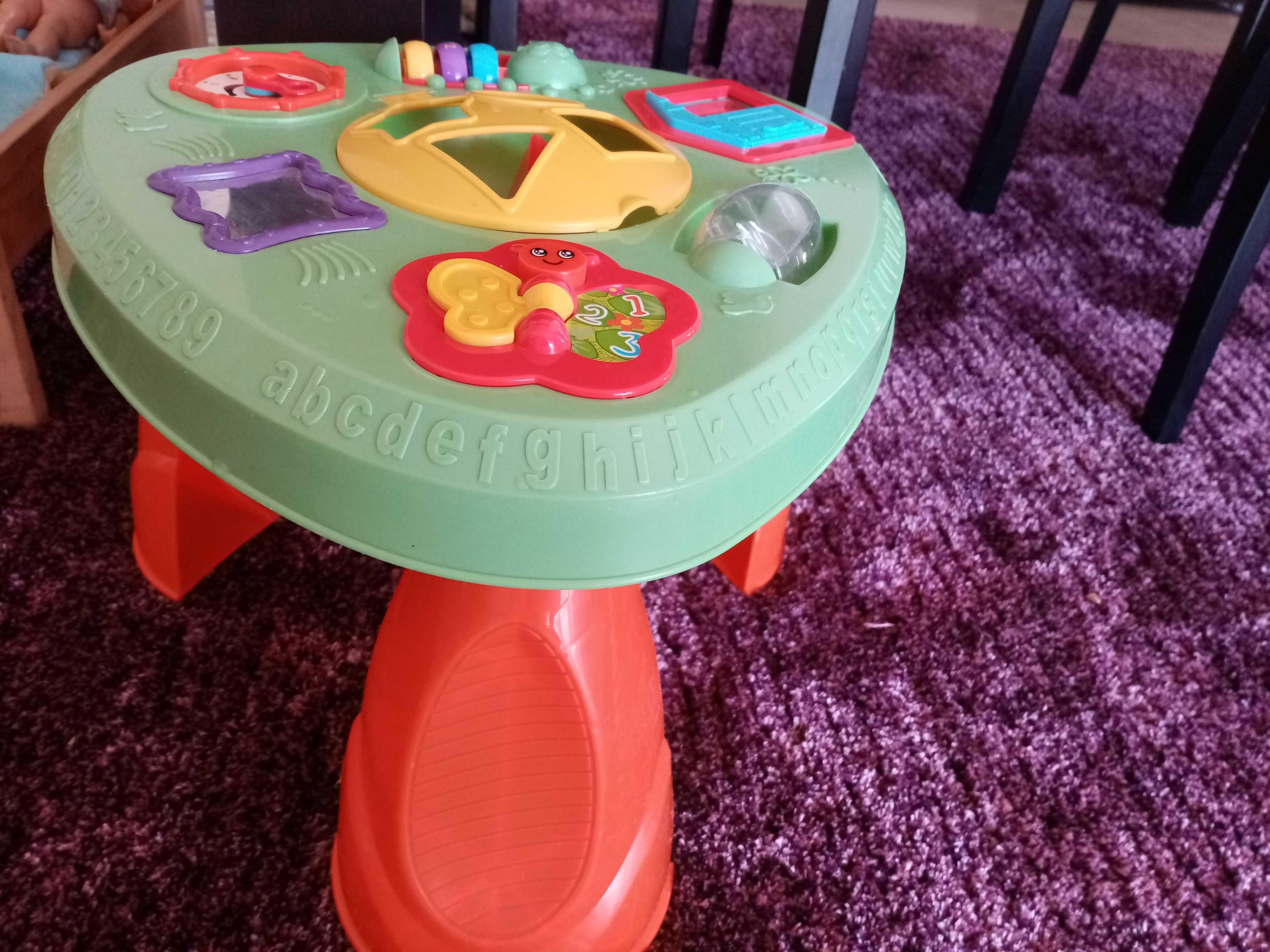Mesa de brincar criança