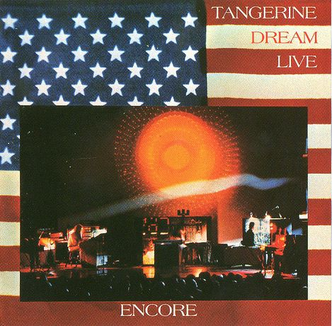 Tangerine Dream Live - Encore