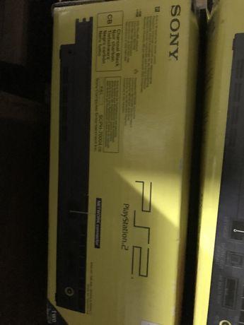 Playstation 2 em caixa original