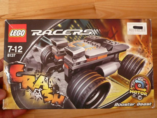 LEGO® 8137 Racers - Booster Beast UNIKAT!