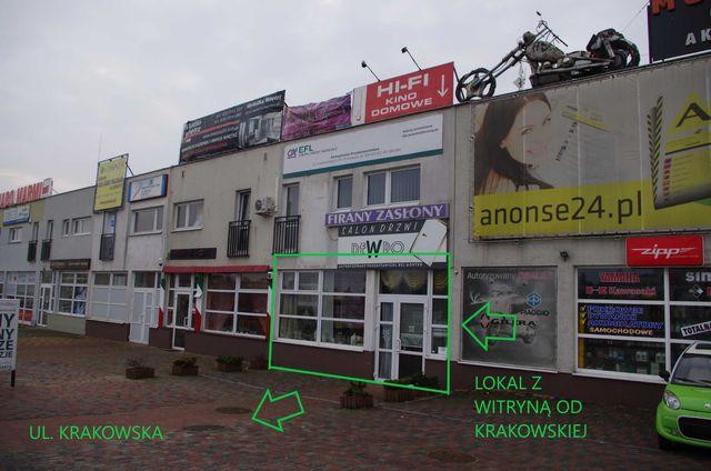 Lokal do wynajęcia- LEWAKOWSKIEGO 6